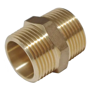 Picture of P3325 HEX NIPPLE