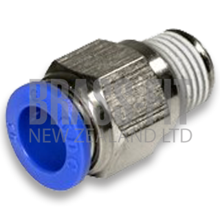 Picture of 1568 MALE CONNECTOR METRIC