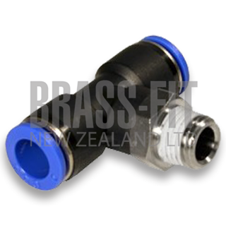 Picture of 1572 SWIVEL MALE BRANCH TEE METRIC