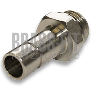 Picture of NP1559 STEM ADAPTOR METRIC NICKEL PLATED