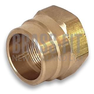 Picture of 1491 BRAKE HOSE END NUT