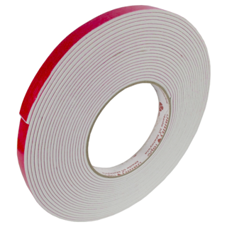 Picture of UHB FOAM TAPE WHITE