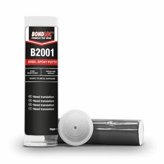 Picture of BONDLOC B2001 METAL EPOXY STICK 50GM