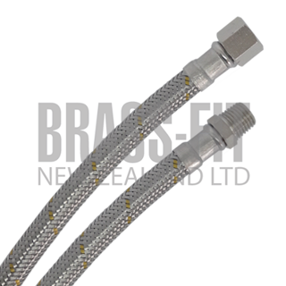 Picture of MALE/FEMALE BRAIDED LPG HOSE