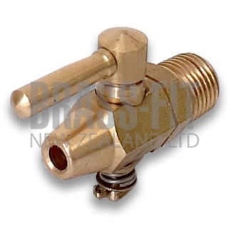 Picture of BRASS LEVER TAP