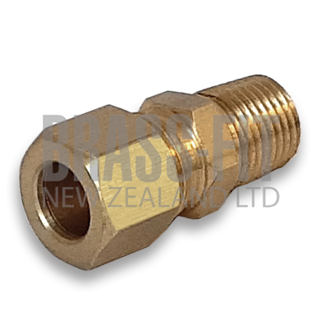 Picture of M68 COMPRESSION MALE CONNECTOR - METRIC