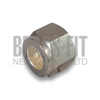 Picture of TFSS61 TUBE NUT S/STEEL