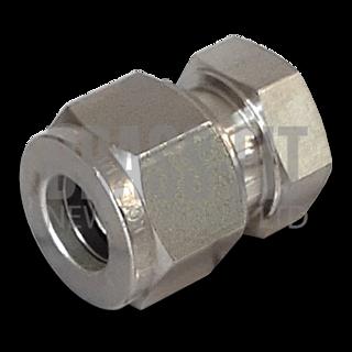 Picture of TFSS75 TUBE CAP TWIN FERRULE S/STEEL