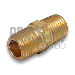 Picture of W3325 HEX NIPPLE NPT