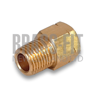 Picture of 3200 MALE/FEMALE ADAPTOR (BSP - NPT)