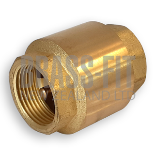 Picture of BRASS CHECK VALVE