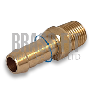 Picture of 209ST MALE SWIVEL HOSE TAIL